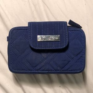 Vera Bradley Blue Wallet